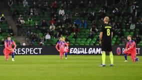 В УЕФА прокомментировали отказ игроков «Краснодара» поддержать BLM в матче с «Челси»