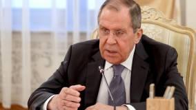 Лавров обсудил кризис в Карабахе с главой МИД Азербайджана