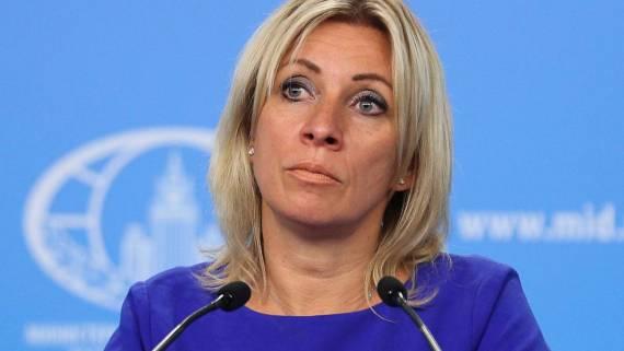 МИД обвинил Германию и Францию в формировании антироссийской коалиции