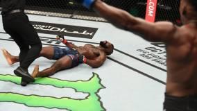 Американский боец Бакли оформил необычный нокаут в UFC