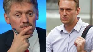 Навальный подаст в суд на Пескова из-за обвинений в работе на ЦРУ