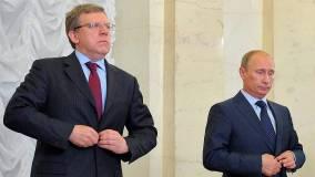 Кудрин рассказал о дружбе с Путиным