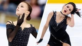 Щербакова и Туктамышева выступят на этапе Кубка России в Сочи при пустых трибунах