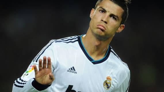 Роналду пропустит матч Лиги Чемпионов с «Барселоной»