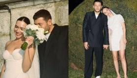 Вчера: Экс-солистка группы «Серебро» Ольга Серябкина вышла замуж