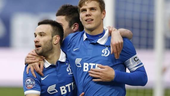 В «Динамо» не исключили возвращения Кокорина