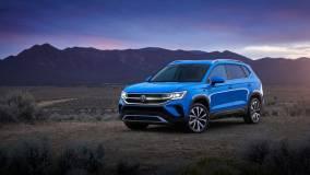 Volkswagen официально презентовал новый кроссовер Taos