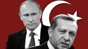 Вчера: Эрдоган не боится Кремля и не считает Путина равным соперником