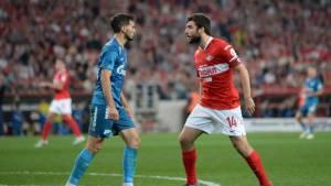 Червиченко увидел много нехорошего в игре между «Зенитом» и «Спартаком»