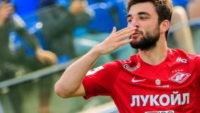 Джикия рассказал, как в раздевалке «Спартака» болели за Нурмагомедова