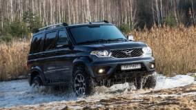 Автопроизводитель УАЗ начал предлагать внедорожники «Патриот» в аренду
