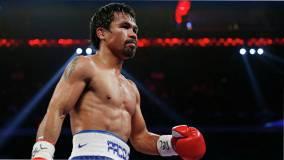 Боксёр Пакьяо назвал условие для боя с Макгрегором