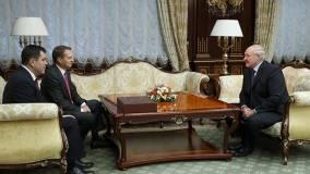Лукашенко поблагодарил Нарышкина за предоставление информации от СВР на регулярной основе