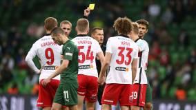 Глава ФК «Краснодар» заявил о предвзятом судействе в матче со «Спартаком»