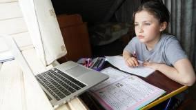 Московские школы переведут на дистанционное обучение