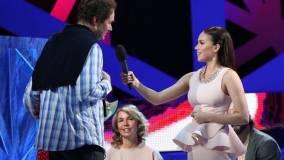 Загитова рассказала о волнении во время съемок «Ледникового периода»