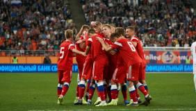 Россия может принять несколько матчей молодежного чемпионата Европы