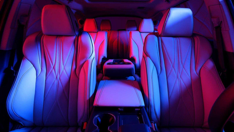 Салон Acura MDX нового поколения, dvgt.ru