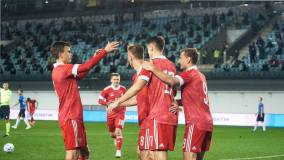 Молодежная сборная России впервые с 2013 года вышла на ЧЕ по футболу