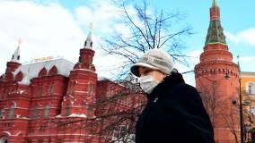 В Кремле оценили рост числа случаев коронавируса в России