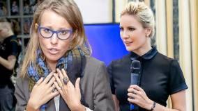 Елена Летучая прокомментировала конфликт с Собчак