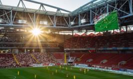 СМИ: Стадион «Спартака» закроют из-за нарушения антикоронавирусных мер безопасности