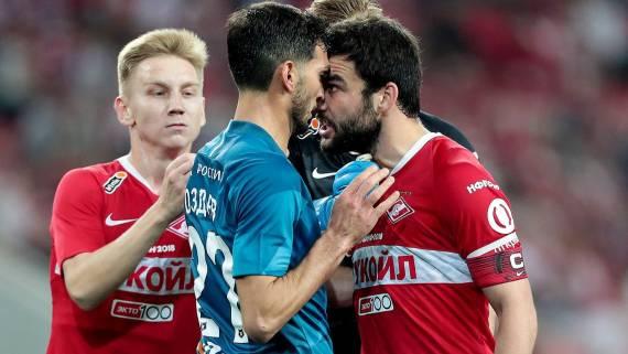 Червиченко не видит в «Зените» конкурента для «Спартака»