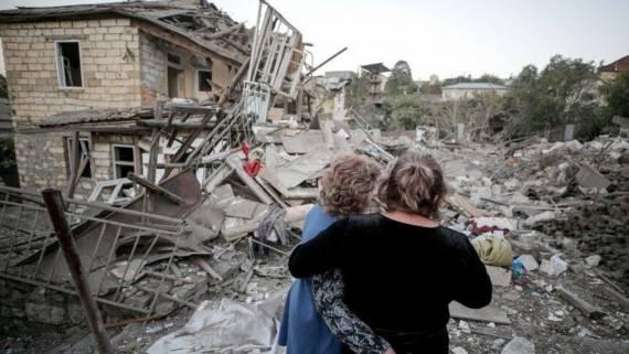 Кремль признал несоблюдение режима прекращения огня в Нагорном Карабахе
