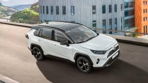 Toyota представила обновленный RAV4 для России