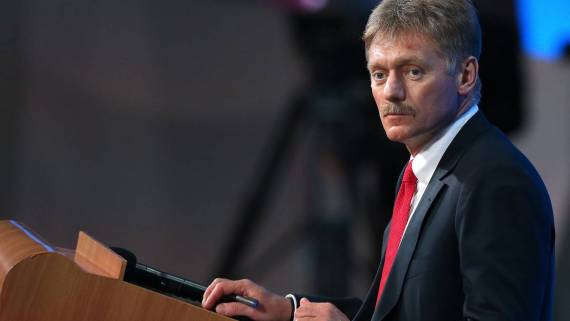 Песков назвал выборы в США соревнованием в большей нелюбви к России