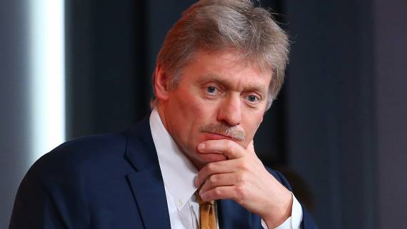 Песков прокомментировал слова Зеленского о возвращении Крыма и Донбасса в состав Украины