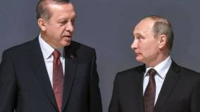 Путин и Эрдоган обсудили ситуацию в Нагорном Карабахе по телефону