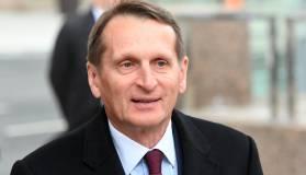 Нарышкин заявил о прибытии террористов в Нагорный Карабах
