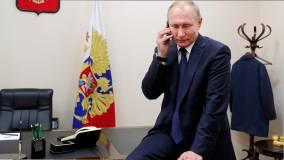 Путин рассказал об общении с внуками