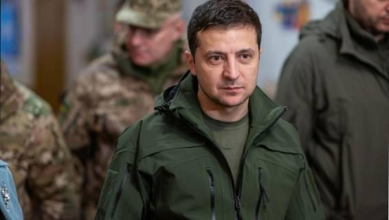Зеленский сообщил, что вопрос о свободной экономической зоне в Донбассе зададут 25 октября