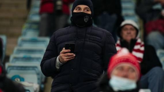 Матч «Зенита» с «Химками» проведут без зрителей