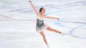 Загитова поразила фанатов сексуальным образом на «Ледниковом периоде»