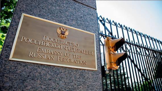 Посольство РФ осудило допрос российского журналиста спецслужбами США