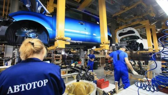 Калининградский «Автотор» намерен выпустить собственный автомобиль