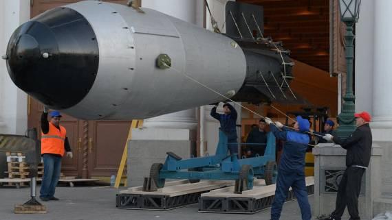 Россия предложила США обоюдно заморозить ядерные арсеналы