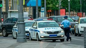 ГИБДД раскрыла состав служебного автопарка в Москве