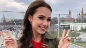 Алина Загитова рассказала о своем талисмане на Первом канале