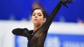Медведева рассказала, что ей не запрещено периодически тренировать прыжки