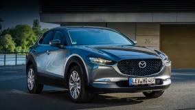 Продажи нового кроссовера Mazda CX-30 в России начнутся в ближайшее время