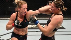 Холли Холм победила Алдану на турнире UFC Fight Night Island 4