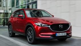 Продажи автомобилей Mazda в России в сентябре упали на 33%