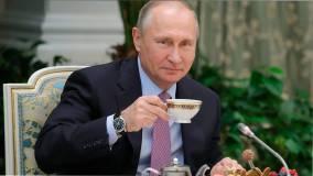 Путин признался, что перестал пить пиво: «Брюхо растет»