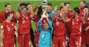 «Бавария» обыграла «Боруссию» и стала обладателем Суперкубка Германии