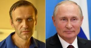 Навальный считает, что за его отравлением стоит Путин