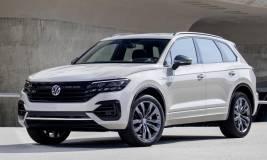 Volkswagen отзывает в России внедорожники Touareg R-Line